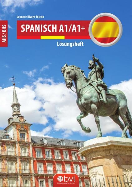 Spanisch A1/A1+ Hören-Lesen_Lösungsheft