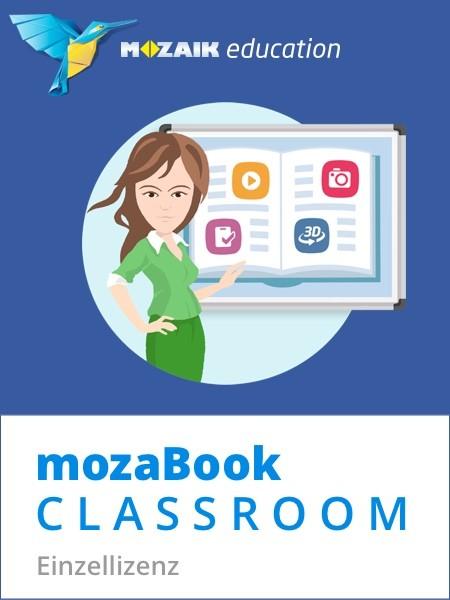 mozaBook MULTILANG (CLASSROOM)