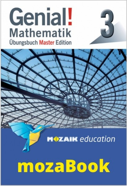mozaBook - Genial! Mathematik 3