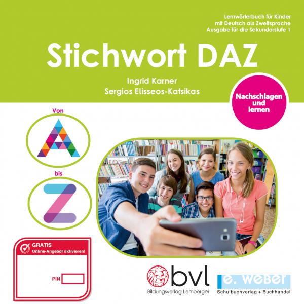 Stichwort DAZ – Lernwörterbuch für Deutsch als Zweitsprache