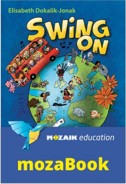 mozaBook - SWING ON the Bus around the World 3 - Pupil's book