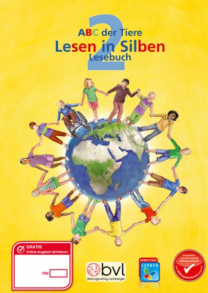 ABC der Tiere 2 - Schulbuch: Lesebuch