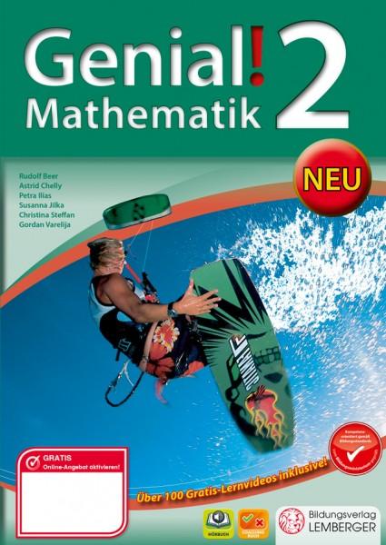 Genial! Mathematik 2 - Schulbuch