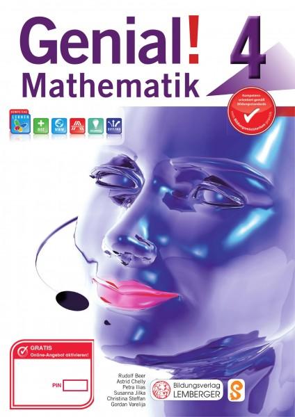 Genial! Mathematik 4 - Schulbuch