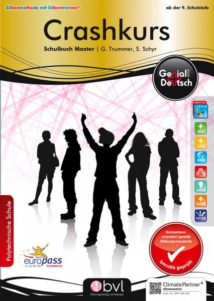 Genial! Deutsch - Crashkurs Lesen: Schulbuch Master Edition PTS