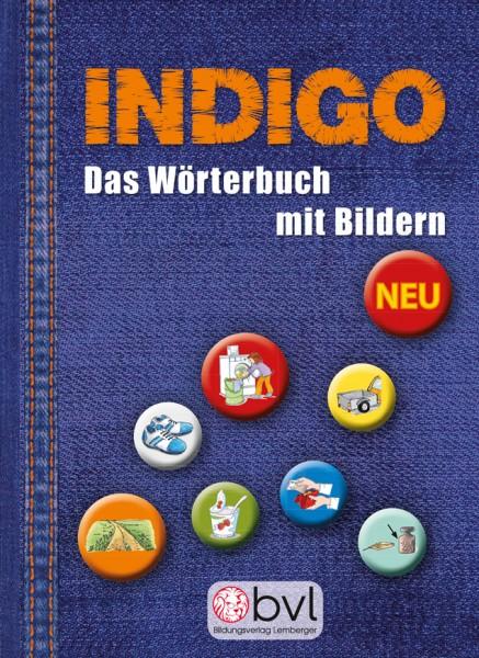 INDIGO - DaZ-Silben-Themen-Wörterbuch: Differenziertes Wörterbuch mit illustrierten Themen
