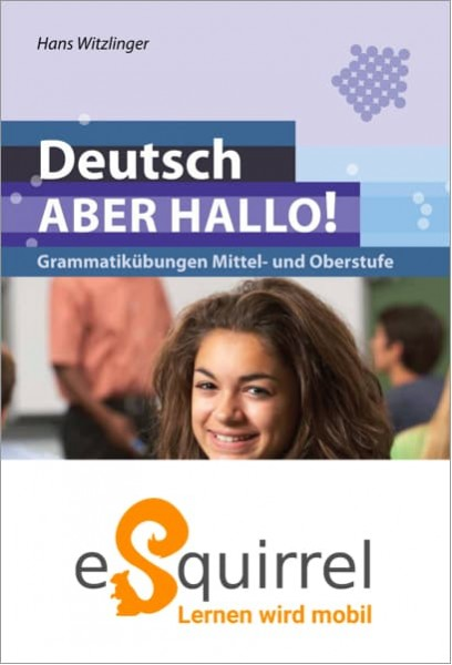 eSquirrel - Deutsch – ABER HALLO! - DE Schullizenz PLUS